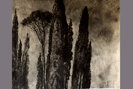 Pastel - Place Saint-pierre, Rome - Gerard Jan